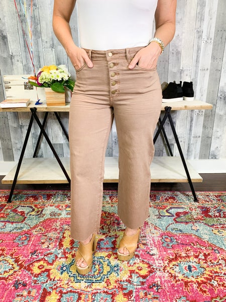 WIDE LEG TROUSER *Final Sale*
