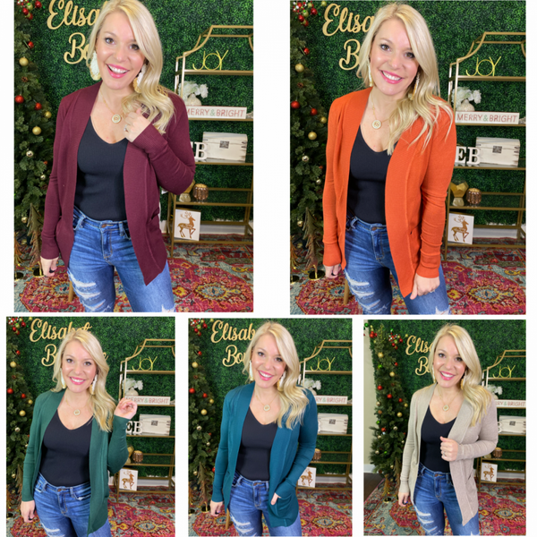 DEAL OF THE DAY- ALL COVERED UP CARDI