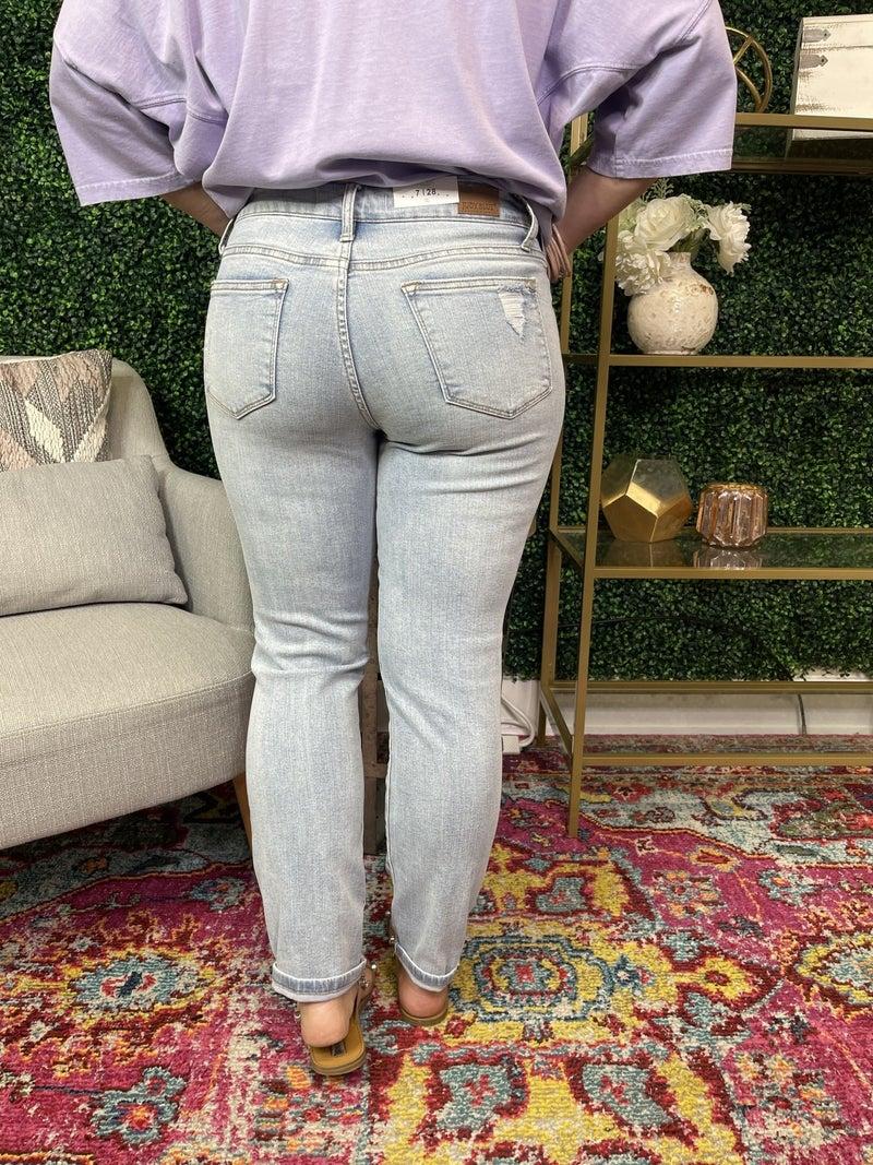 Plus And Reg- Boyfriend Jeans