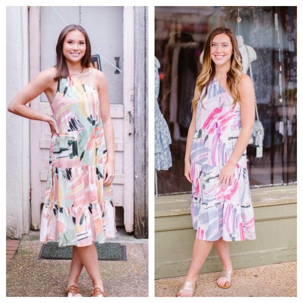 Spring into Spring Dress *Final Sale*
