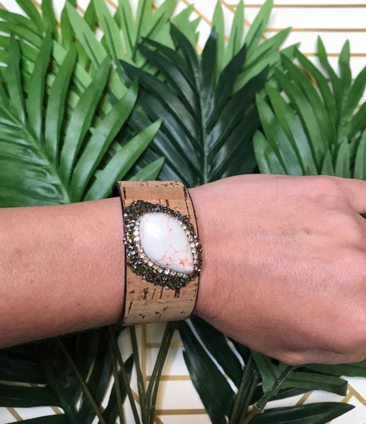 {NOT YOUR BASIC CUFF}
