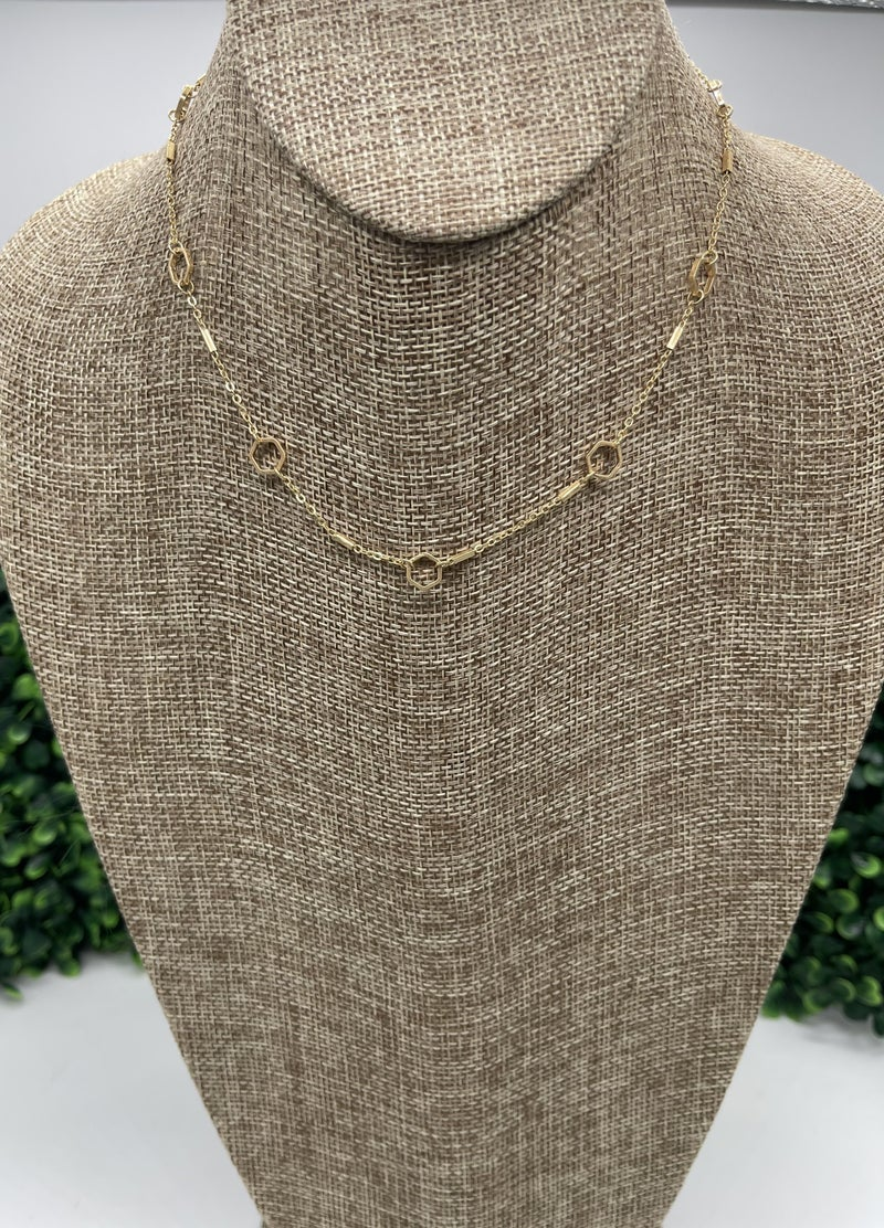 Stackable Staple Necklace