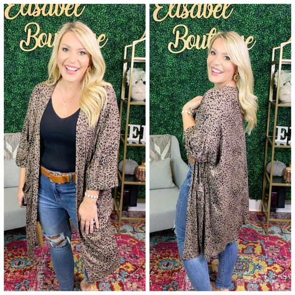 CRAZY FOR YOU CARDIGAN