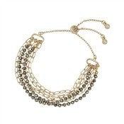 Jeweled With Love Bracelet