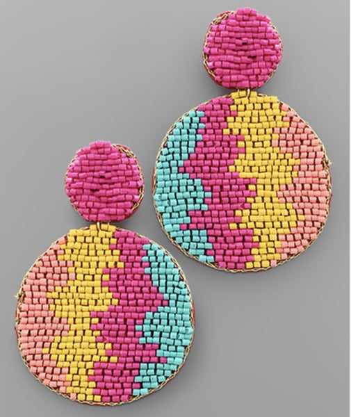 Bold and Beautiful Earrings