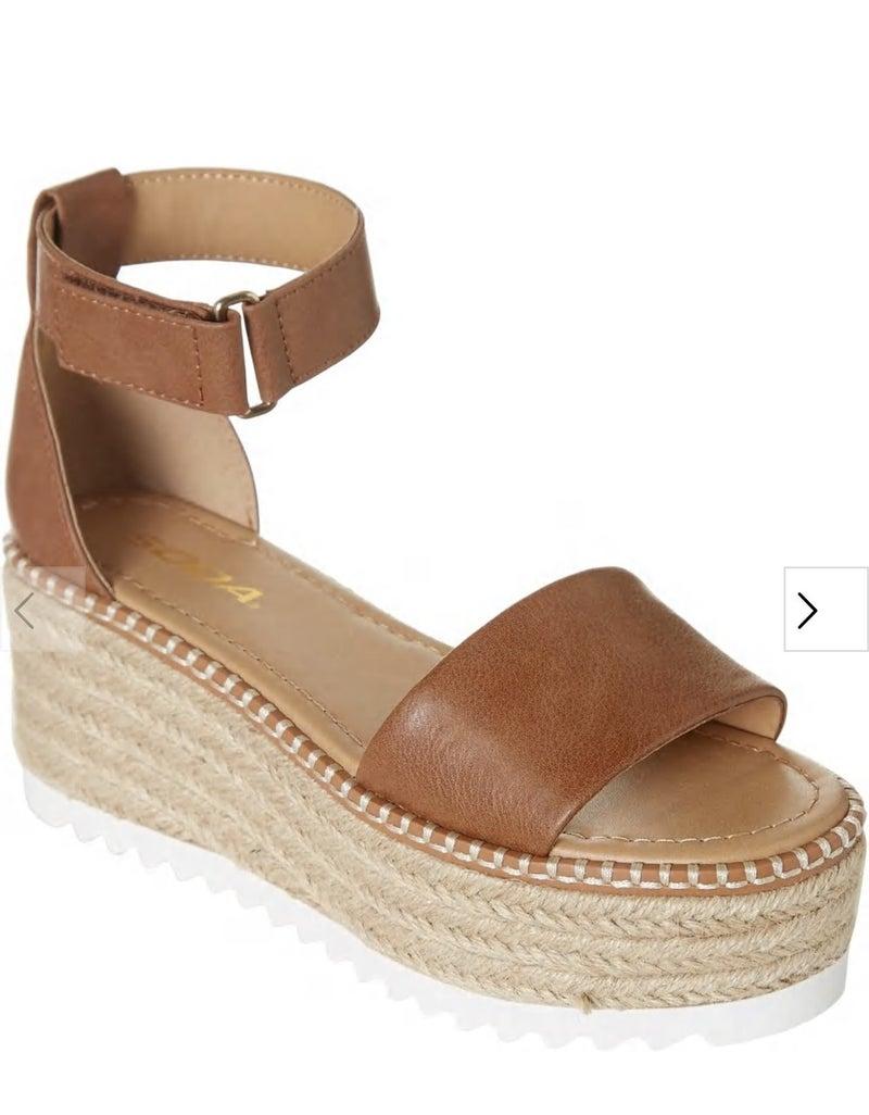 The Tuckin Sandals *Final Sale*