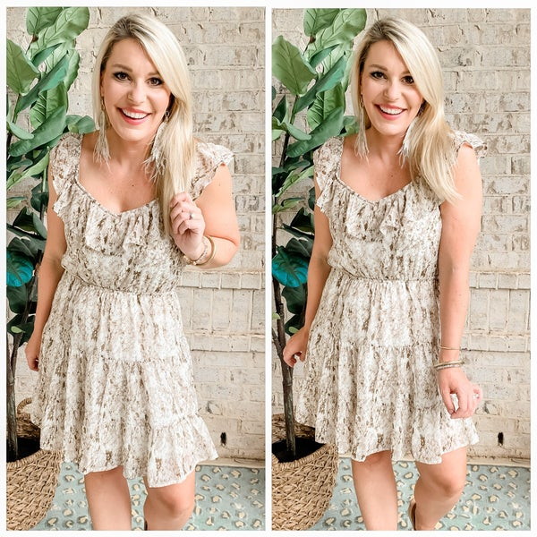 {SEARCHING FOR LOVE DRESS} *Final Sale*