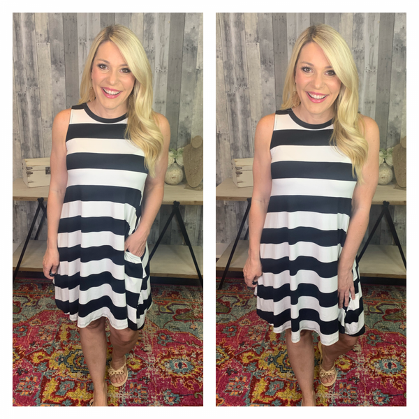 {DEAL OF THE DAY- SWINGING BY DRESS}