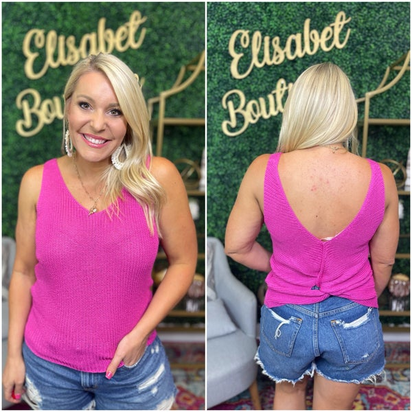 Twisted Kind of Love Top