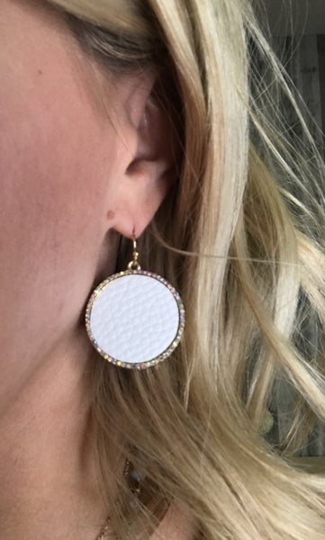 {OVER THE MOON EARRINGS}