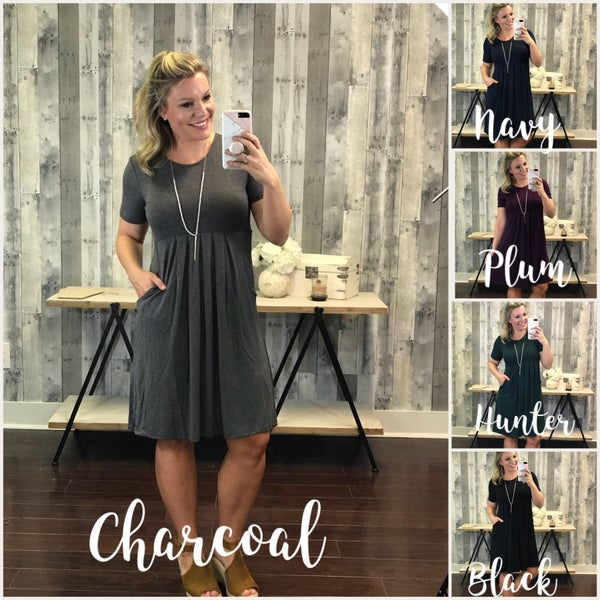 {DOORBUSTER - ALL THE RIGHT THINGS DRESS}