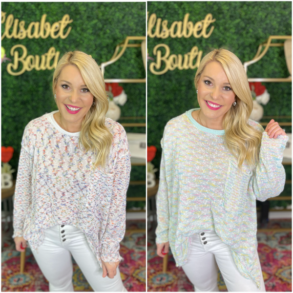 Make My Day Sweater Top