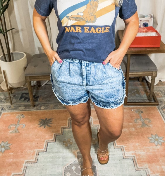 Stay Awhile Shorts
