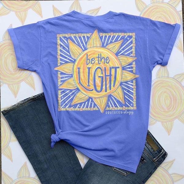 Be the light new tshirt