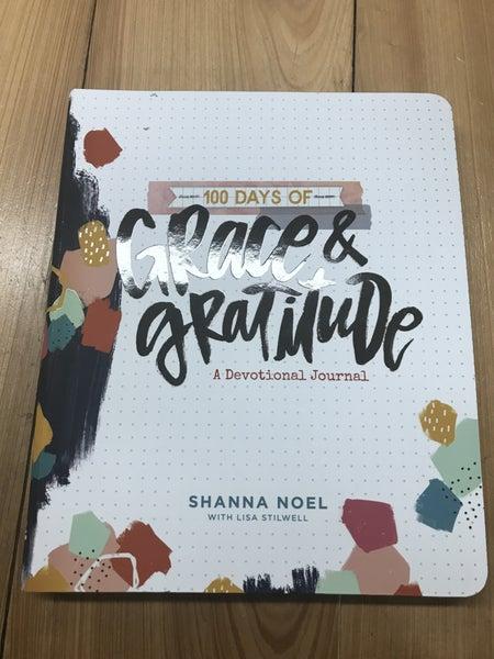 Grace to gratitude devtional journal