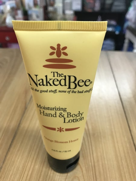 THe naked bee hand & body lotion 2.25 fl oz