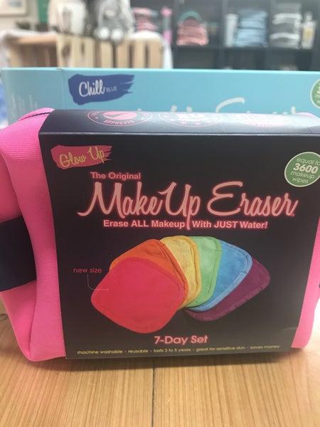 MakeUp eraser Glow up