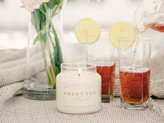 Charleston Candle Co - Sweet tea 16oz candle
