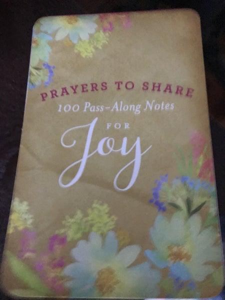 DaySpring Prayers to Share Joy