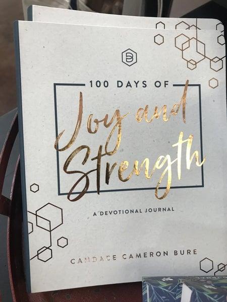 Joy & Strength 100 day devotional