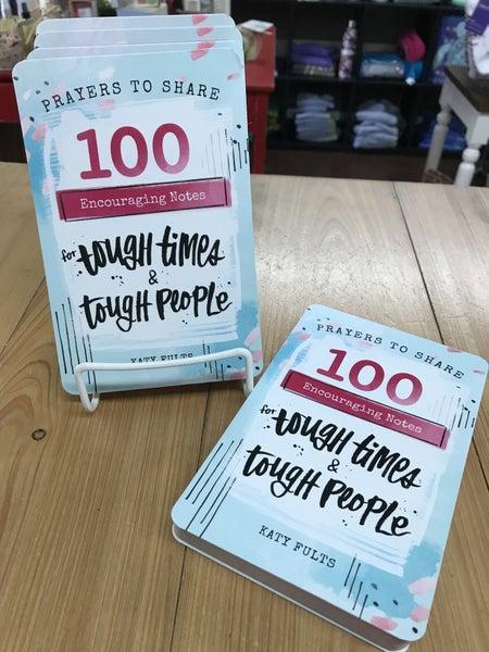 100 encouraging note