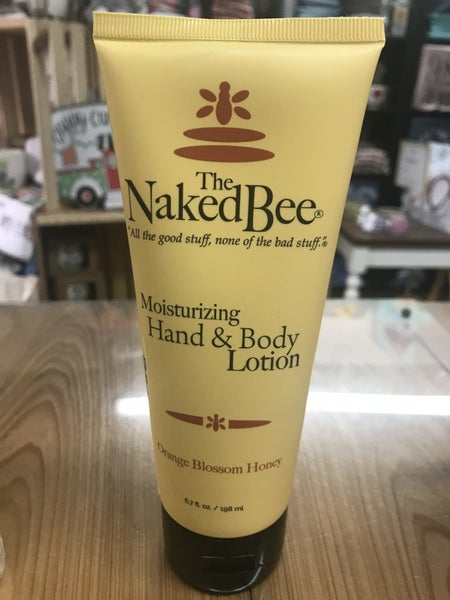 Naked Bee Hand & Body Lotion  6.7 fl oz