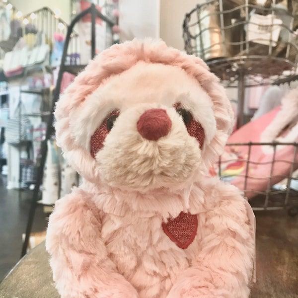 Valentines day sloth 11inch