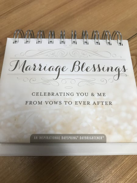 Day Spring Marriage Blessings Day Brightener