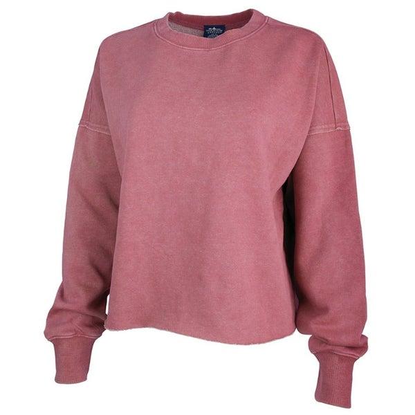 CharlesRiver Boxy red sweatshirt