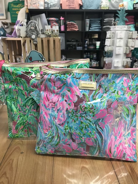 Lilly Beach Day pouch