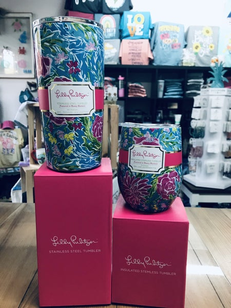 Lilly Tumbler Bunny Business
