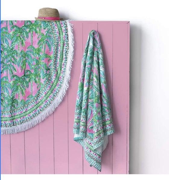 Lilly Oversized Beach towel