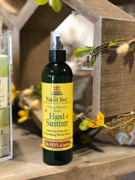 Naked Bee Hand Sanitizer
