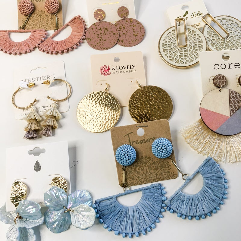 Light and Lovely Earring Collection