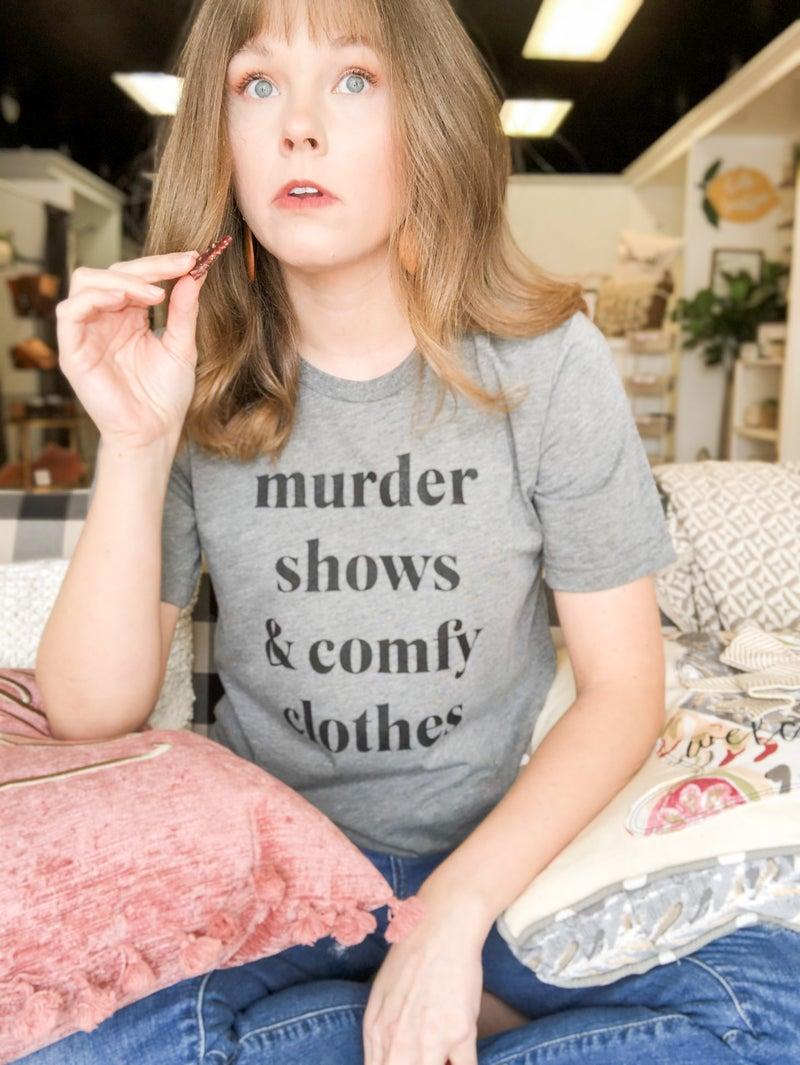 Murder Show Tee +