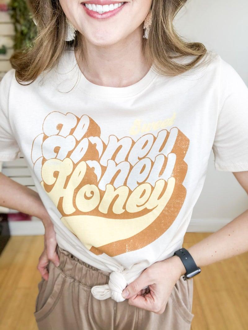 Honey Honey Tee