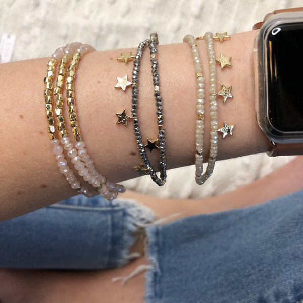 Sparkles Bracelets - 3 styles