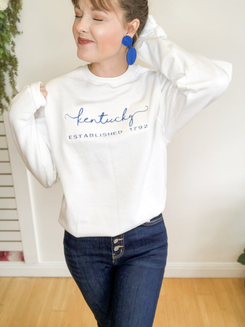 Kentucky 1792 Sweatshirt
