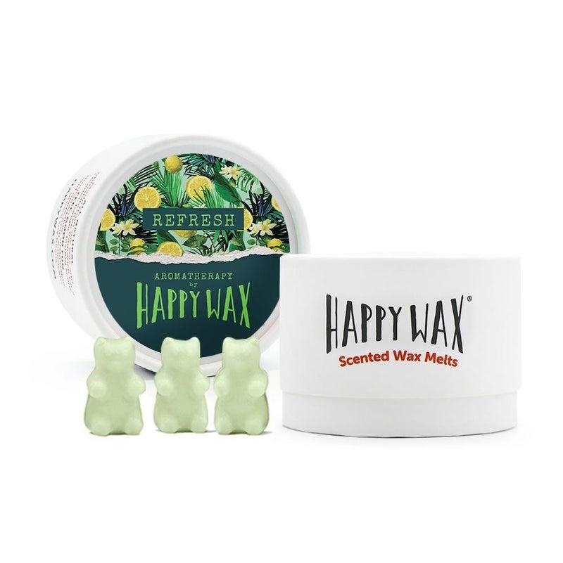 Happy Wax Tin- 6 scents