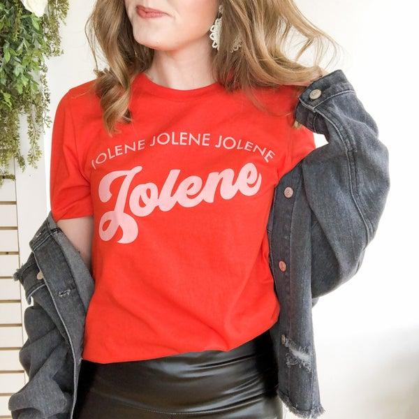 Jolene Tee  +