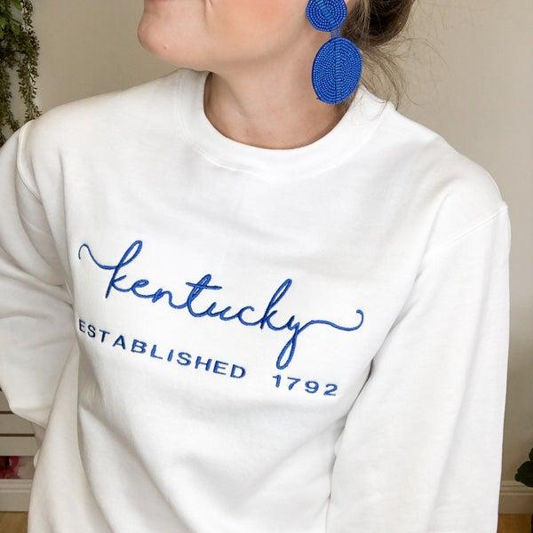 Kentucky 1792 Sweatshirt