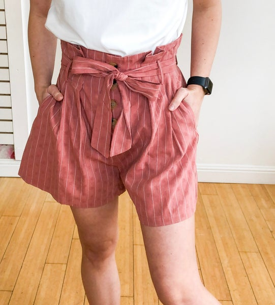 Lucy Button Shorts