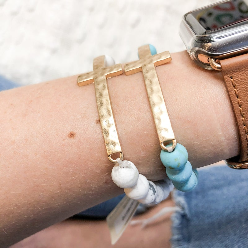 Cross Bracelet Collection