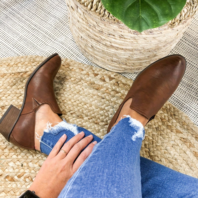 Whiskey Bootie *Final Sale*