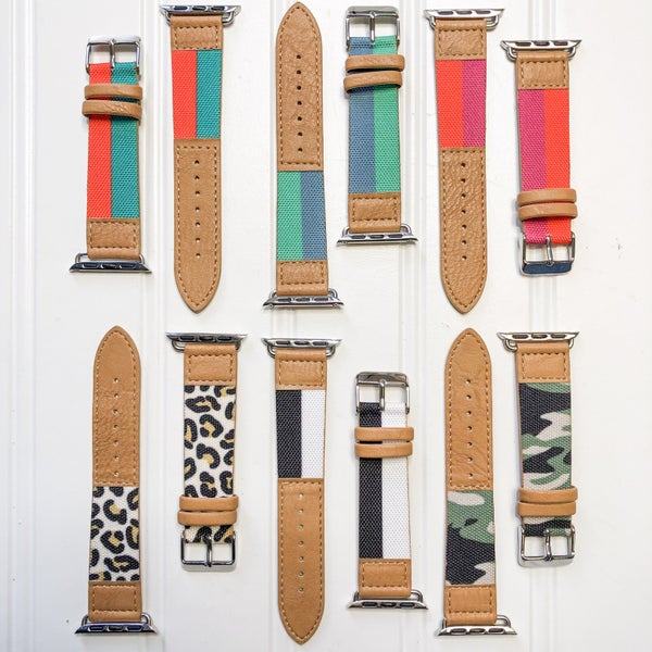 Watch Band - 6 designs