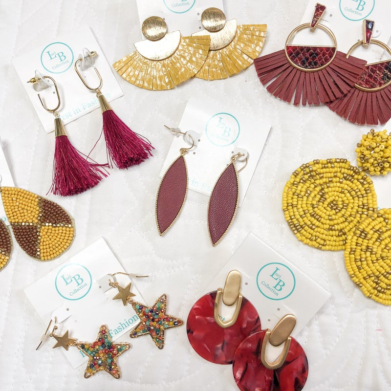 Shine Bright Earring Collection
