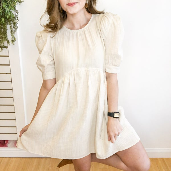 Natural Beauty Dress