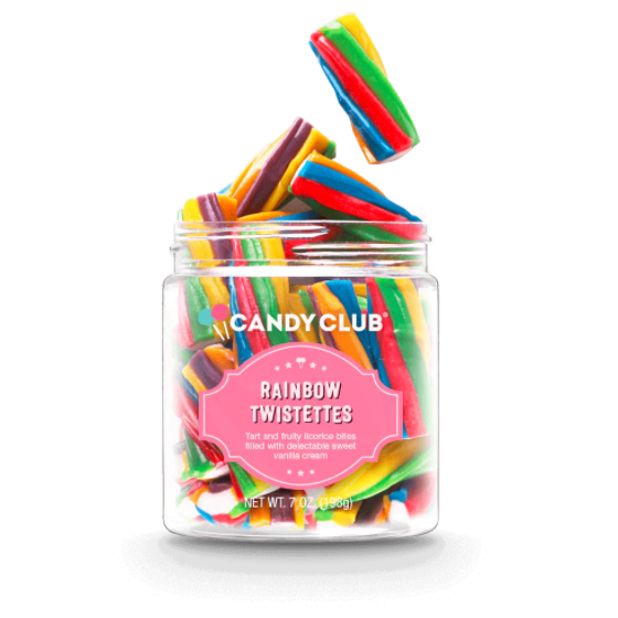 Candy Club - LOTS of Flavors!