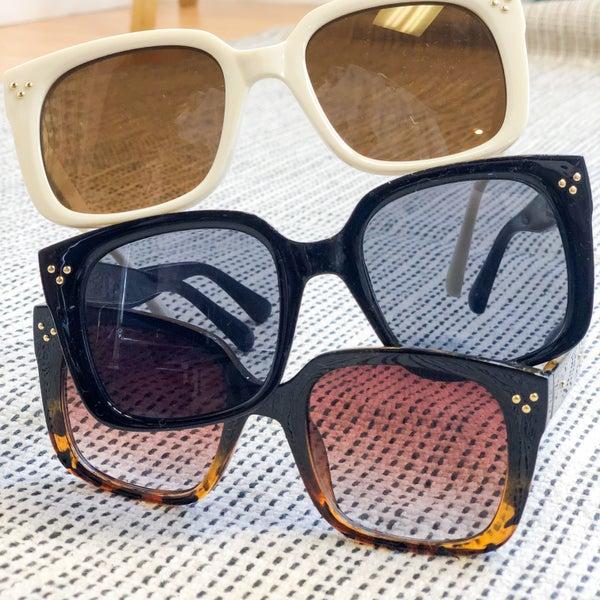 Big Time Sunglasses - 3 Colors
