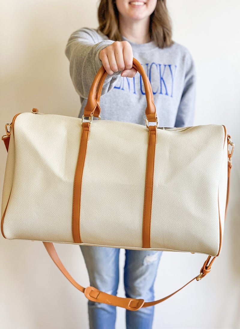 Classic Weekender in 3 colors